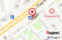 Схема проезда до компании Красноярские Окна в Красноярске