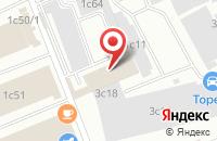 Схема проезда до компании Крастехэксперт в Красноярске