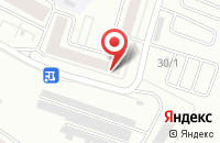 Схема проезда до компании АМакс-Сервис в Красноярске
