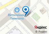 Красноярская Строительная Компания на карте