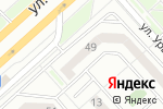 Схема проезда до компании farmmed.ru в Красноярске
