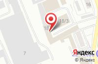 Схема проезда до компании Пресса Xxi Века в Красноярске