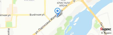 Экзотика на карте Красноярска