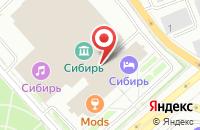 Схема проезда до компании Ватель в Красноярске