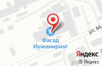 Схема проезда до компании Регионпром в Красноярске
