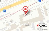 Схема проезда до компании Чайка в Красноярске
