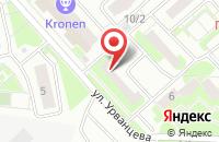 Схема проезда до компании Сми-Красноярск в Красноярске