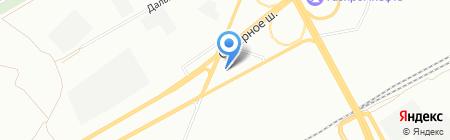 Беларусь на карте Красноярска