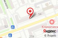 Схема проезда до компании Работа для Вас в Красноярске