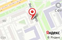 Схема проезда до компании  Смартмап  в Красноярске
