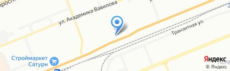 Ай Момент на карте Красноярска