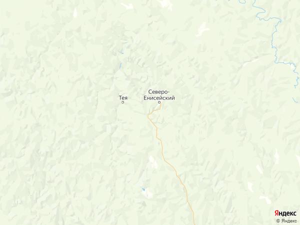 урочище Гавриловский на карте