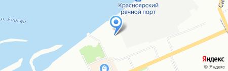 Детский сад №234 на карте Красноярска
