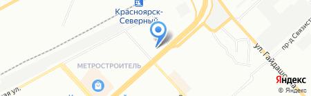 Банкомат МДМ Банк на карте Красноярска