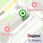 Местоположение компании Профессорская практика