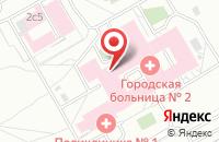 Схема проезда до компании Вестапресс в Красноярске