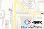 Схема проезда до компании Центр срочного ремонта одежды в Красноярске