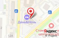 Схема проезда до компании Марта в Красноярске