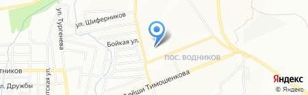Начальная школа-детский сад №37 на карте Красноярска