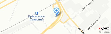 PRO-Motors на карте Красноярска