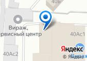 КрасПТМ на карте