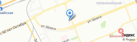 City Food на карте Красноярска