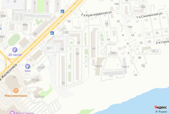 купить квартиру в ЖК Иннокентьевский