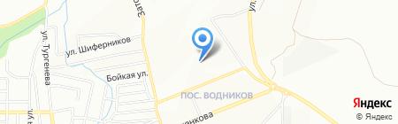 ККТ-Сибирь на карте Красноярска