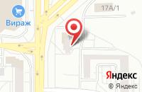 Схема проезда до компании Рекламное Агентство «Ван» в Красноярске