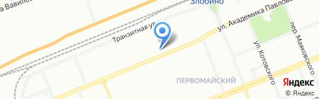 Русский Размер на карте Красноярска