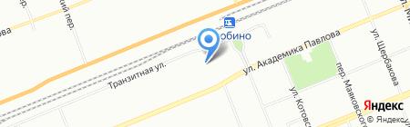 55 мастеров на карте Красноярска