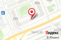 Схема проезда до компании Торг-Девелопмент в Красноярске