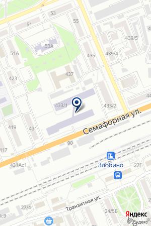 ГОУ КРАСНОЯРСКИЙ МАШИНОСТРОИТЕЛЬНЫЙ КОЛЛЕДЖ на карте Красноярска