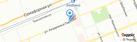 Банкомат МТС-Банк ПАО на карте Красноярска