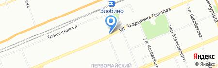 Best на карте Красноярска