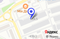 Схема проезда до компании СТРОИТЕЛЬНАЯ ФИРМА МАЛКОМ в Красноярске