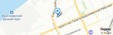 XXI век на карте Красноярска