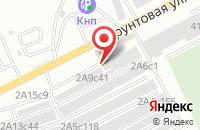 Схема проезда до компании Инициатива в Красноярске