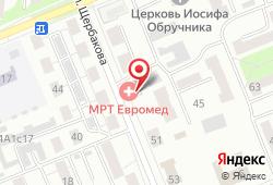 Диагностический центр ЕвроМед в Красноярске - улица Щербакова, 49: запись на МРТ, стоимость услуг, отзывы