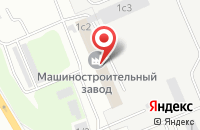 Схема проезда до компании Строительный Стандарт в Красноярске