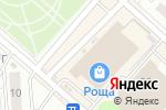 Схема проезда до компании Дом.ru в Красноярске