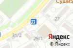Схема проезда до компании Магазин товаров для детей в Красноярске