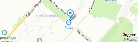 Celebrity на карте Красноярска