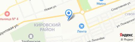 РемСтрой на карте Красноярска