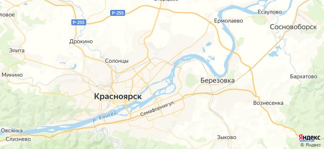 20 автобус в Железногорске