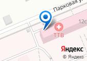 ТТВ на карте