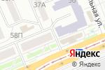 Схема проезда до компании Витамед в Красноярске