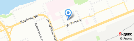 Красноярская Краевая Федерация таэквон-до на карте Красноярска
