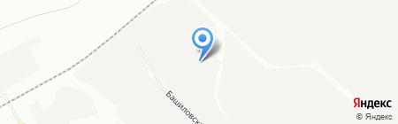 МеталлСервис на карте Красноярска