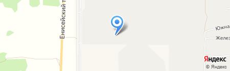 Сибмет на карте Старцево